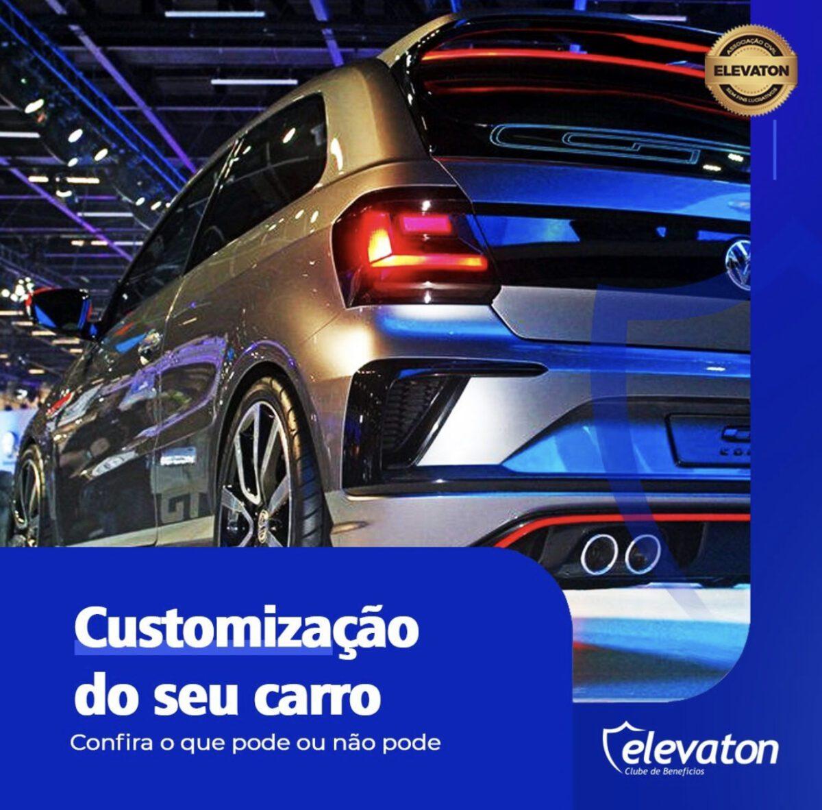 Customização de Carros, confira o que pode ou não - customizacaocarros