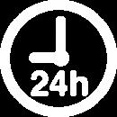 assistência 24 horas proteção